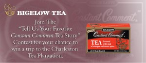 """Tell us your favorite 'Constant Comment®' tea"" Contest"