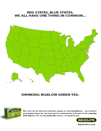 Green State ad