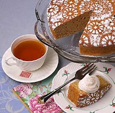 Constant Comment® Spice Cake