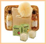 Amber Spa Basket