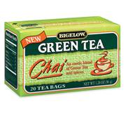 Bigelow Green Tea Chai