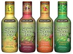 New Organic Bigelow Iced Teas