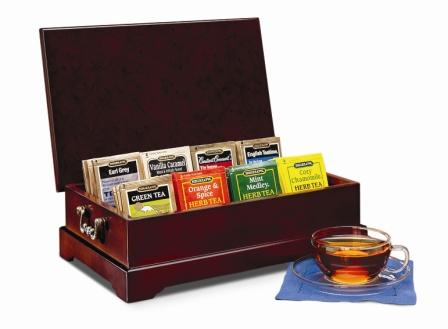 Bigelow Classic Tea Chest