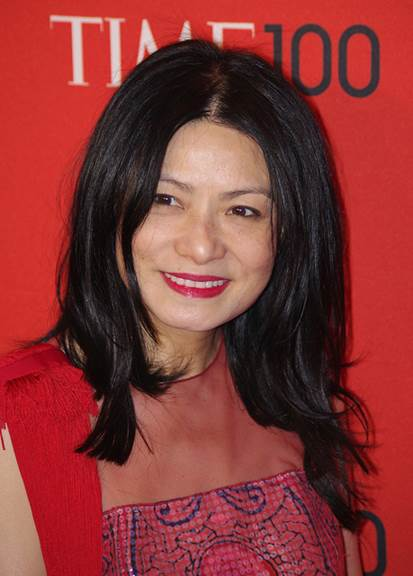 "BTmon_Bigelow Thinks Vivienne Tam Is Stylish to a ""Tea"""