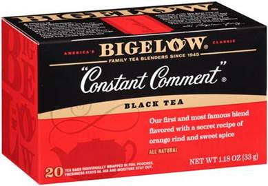 "bttues2_Bigelow Tea's ""Constant Comment""® Spices Up Our Cupcake Recipe"