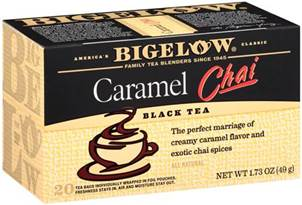 btwed2_Bigelow Tea Savors Caramel Month and Halloween!