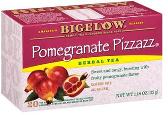 btfri4_Bigelow Tea Cooks It Up During National Pomegranate Month!