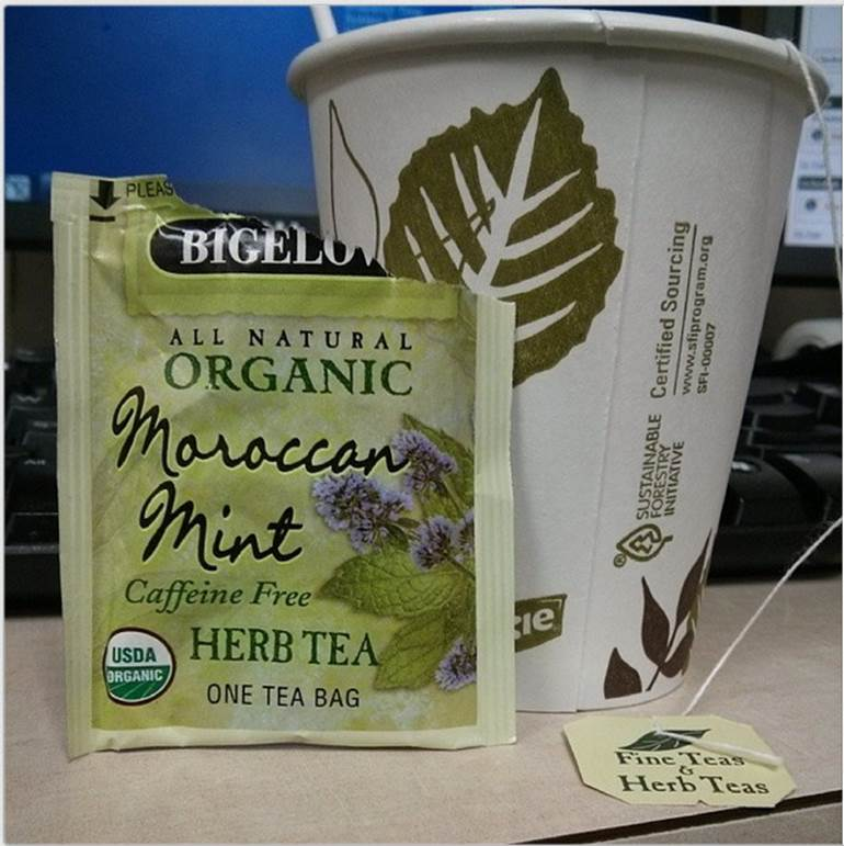 Bigelow Tea Eats Right During National Nutrition Month