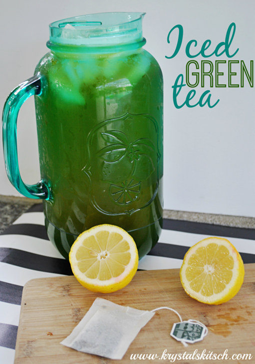 bigelow tea iced green tea