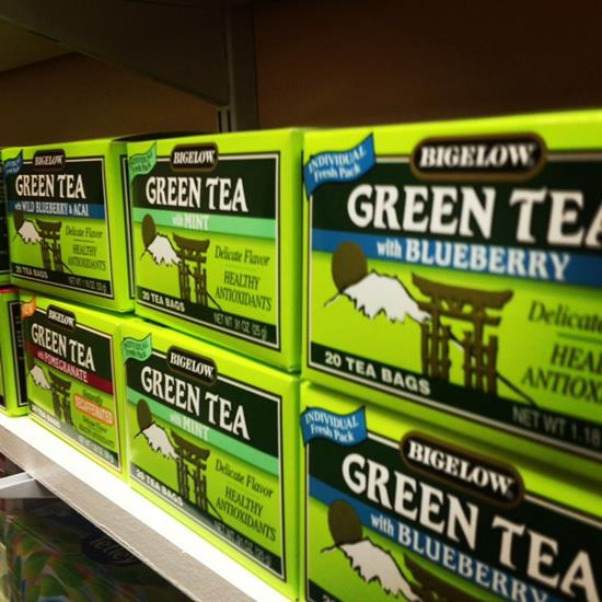 bigelow tea green tea